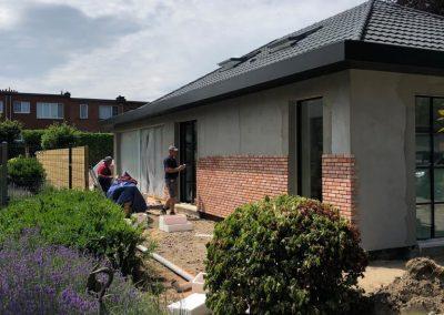 Renovatie huis Aartselaar